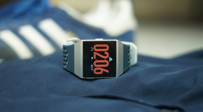 Fitbit Ionic Adidas, mon pratique compagnon