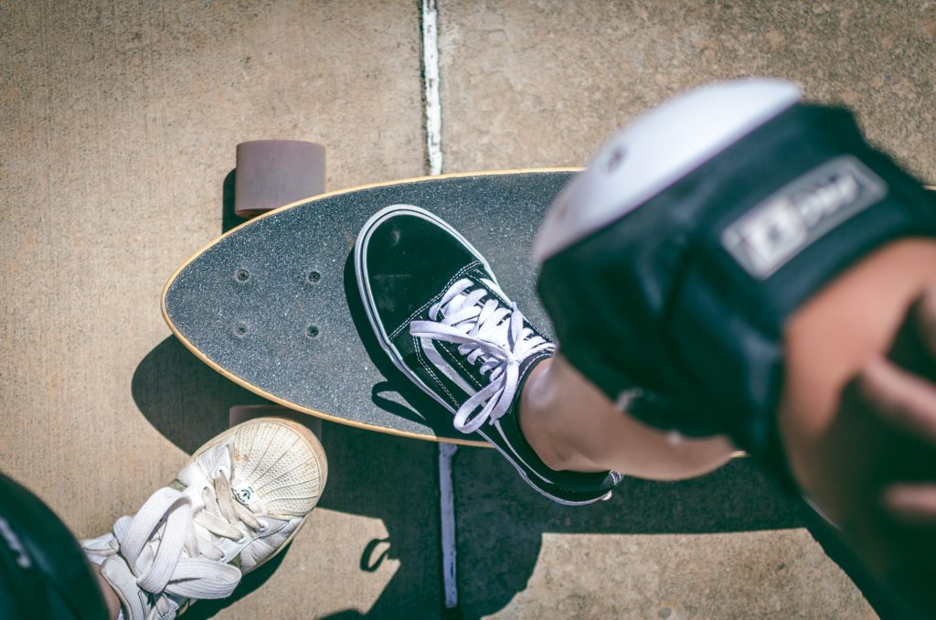 chaussures-skate